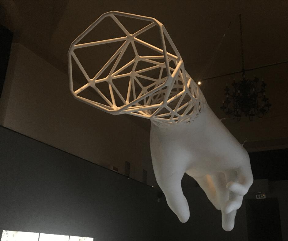 La mano del Colosso – Homo Faber @ Michelangelo Foundation 2018