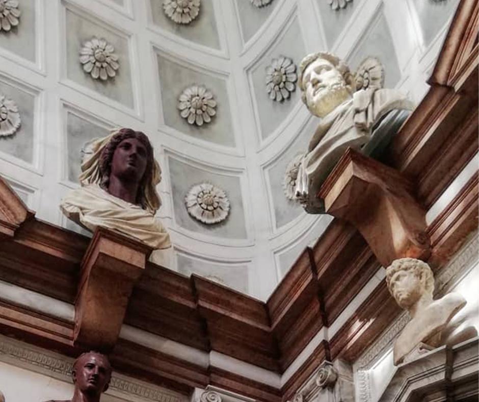 Busto classico Grimani