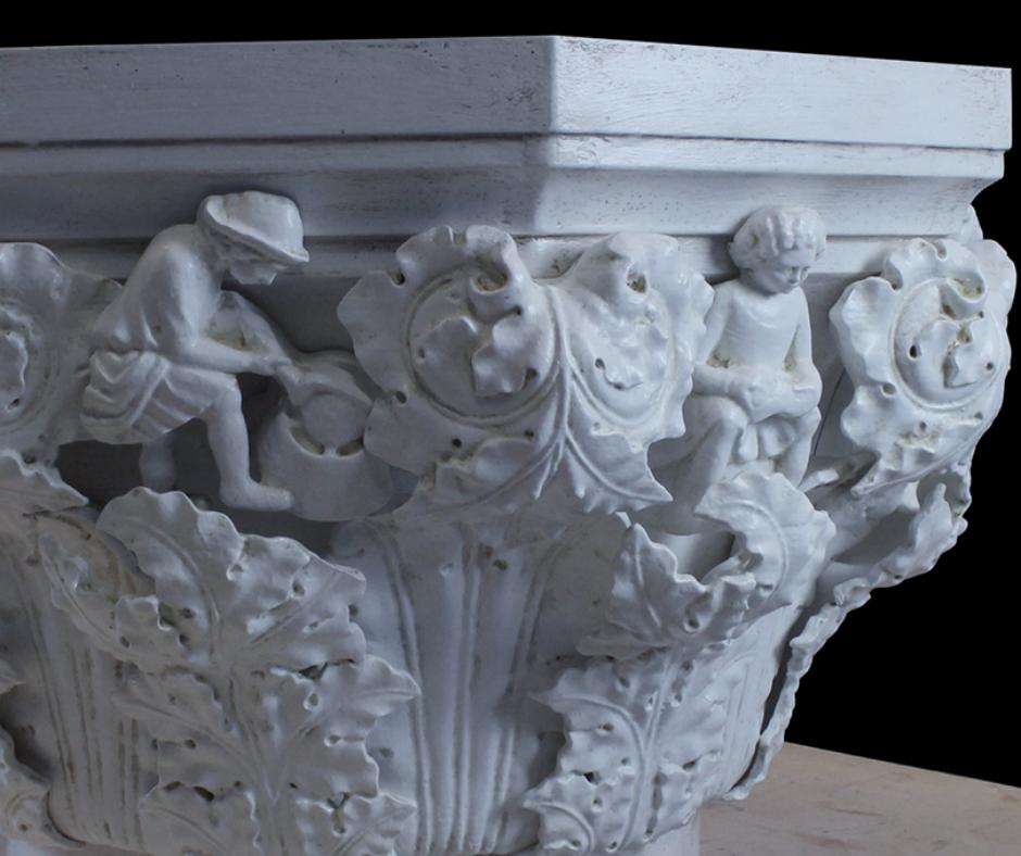"""""""Capitello dei Mestieri"""" Palazzo Ducale – Fondazione Musei Civici di Venezia – 2018"""