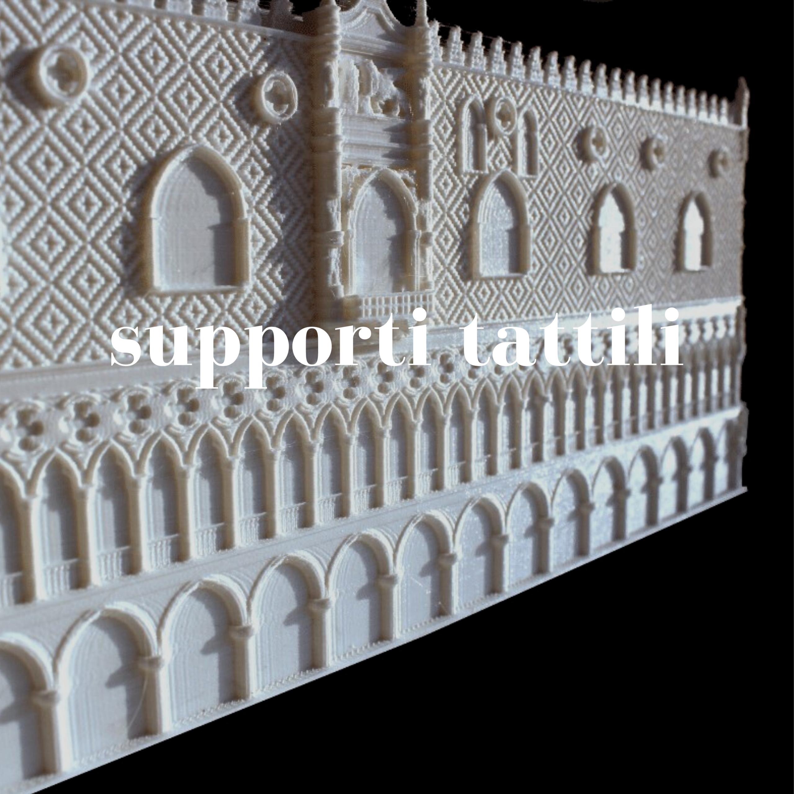 supporti tattili-palazzo ducale