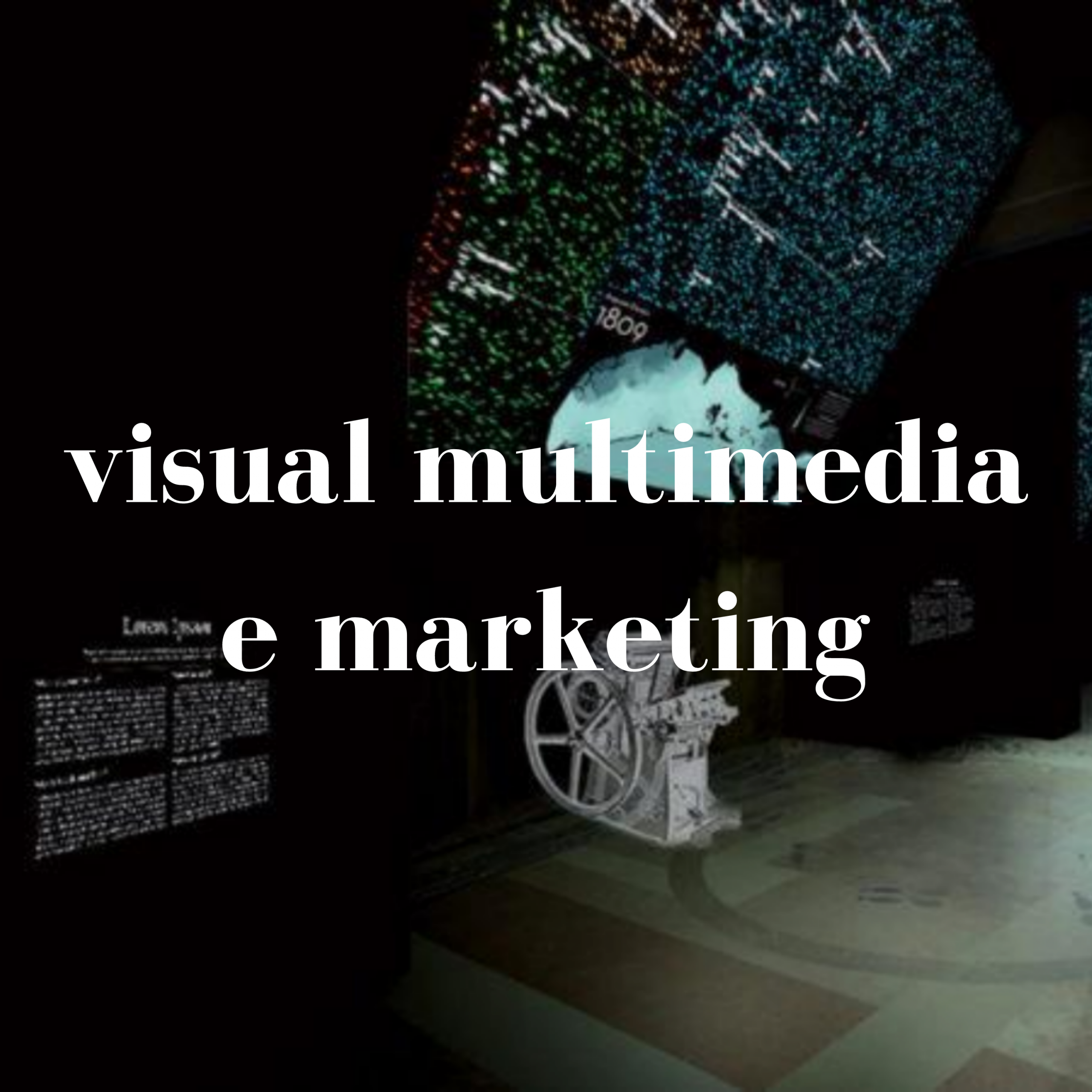 visual multimedia e marketing